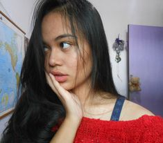 lazy-tuesday-face  #Avisheena #model #face #tumblr #girl #red #lazyface #me #Tuesday