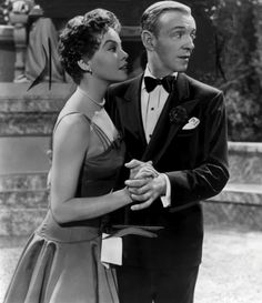 Leslie Caron & Fred Astaire
