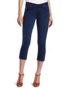 0fd5786c824 James Jeans Women s Cori Cuffed Capri Jean