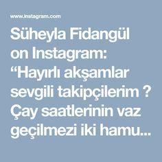 """Süheyla Fidangül on Instagram: """"Hayırlı akşamlar sevgili takipçilerim 🌷 Çay saatlerinin vaz geçilmezi iki hamur arasında gizli lezzet Elmalı turta görüntüsü kadar…"""" • Instagram"""