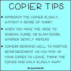 Maybe this will work? Find more teacher humor on The Teacher Next Door's Teacher Humor Board!
