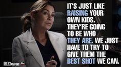 Meredith Grey quote Season 12 Grey's Anatomy