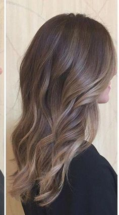 The most popular hairstyle for you in the summer of 2019 – P.- The most popular hairstyle for you in the summer of 2019 – Page 17 – Hairsty… The most popular hairstyle for you in the summer of 2019 – Page 17 – Hairsty… - Bronde Hair, Balayage Brunette, Balayage Hair, Light Brown Hair, Light Hair, Brown Low Lights, Low Lights Hair, Brown Hair Cuts, Dark Blonde Hair