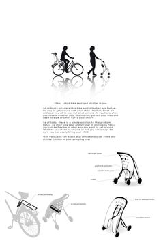 例えば、自転車に乗って、小さな子供を後ろに乗せてお買い物に行きます。 でも、自転車でベビーカーを運ぶのは危なく […]
