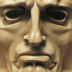 "eccellenze-italiane:  "" Massimo Listri - Adolfo Wildt  ""Carattere Fiero"" "" Italian Sculptors, Face Men, Face Expressions, Contemporary Sculpture, Character Portraits, Bronze Sculpture, Love Art, Sculpting, Carving"