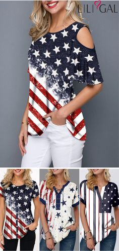 f1bf84dee9549 226 Best 4th Of July Outfits images in 2019 | 4th of july outfits ...