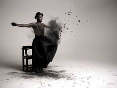 Meet Mohau Modisakeng, one of South Africa leading multi-disciplinary artists.