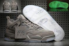 KAWS x Air Jordan 4 Cool Grey Jordan 4 34ca30b61