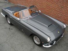 1960 Ferrari 250 GT PF Cabriolet