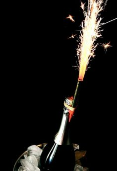#Champagne fireworks #NewYears ToniK ...❸ ❷ ❶