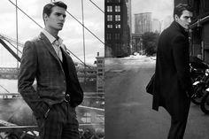 Massimo Dutti The 689 5th Avenue Collection Men's Lookbook | FashionBeans.com