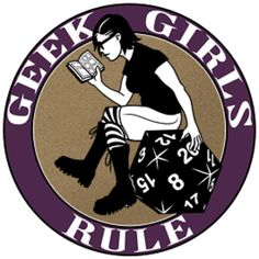 Geek Girls Rule #gamer #geek
