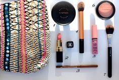 what's in my makeup bag Nikki Bergmans