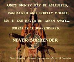 Never surrender...✔zϮ