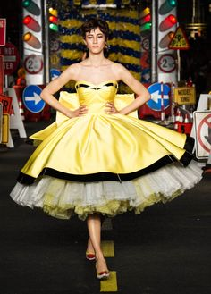 Moschino Spring/Summer 2016 – see more on www.moschino.com