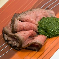 Find the recipe for Flank Steak with Chimichurri and other steak recipes at Epicurious.com