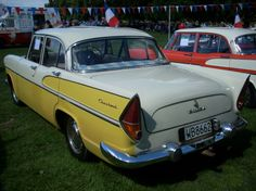 1957 Simca Chambord