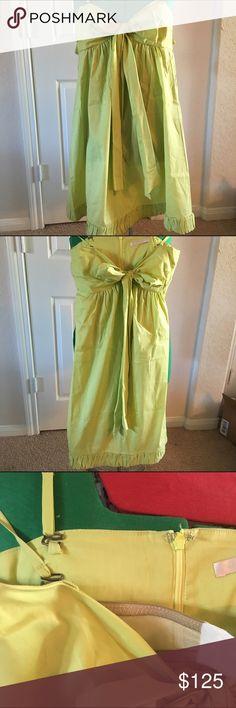 Lime green dresses on pinterest lime green prom dresses green dress