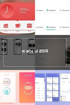 m site ui 2019 Mobile Ui Patterns, Discount Coffee