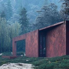 #architecturedose Follow @architecturedose more ! Rose House designed by Sergey Makhno Architects Tag an Architecture Lover!! _________ #ukraine #concept #forest #foresthouse #exterior #exteriordesign #exteriors #designer #design #architecture #igers #igersworldwide #architect #architecturelovers #modern #architecture #render #steel #rendering - Architecture and Home Decor - Bedroom - Bathroom - Kitchen And Living Room Interior Design Decorating Ideas - #architecture #design #interiordesign…