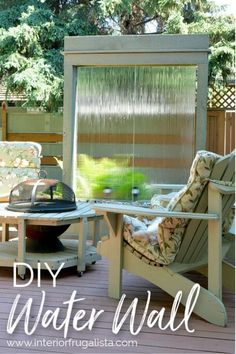 Outdoor Living On A Budget Diy How To Build Awesome 18 Outdoor Fountain Ideas How To Make A Garden Fountain For Your Budget Patio, Patio Garden Ideas On A Budget, Patio Diy, Backyard Patio, Patio Ideas, Landscaping Ideas, Backyard Ideas, Garden Landscaping, Firepit Ideas