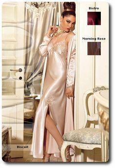 7cffdc8110 Coemi Fine Nightwear for Women Luxury Nightdresses
