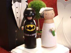Wedding Topper....Wonderful Memory by IttyBittyWoodShoppe