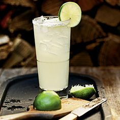 The Best Recipes of 2013 | Woodshed Margarita | SouthernLiving.com