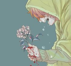 Browse Daily Anime / Manga photos and news and join a community of anime lovers! Sad Anime, Anime Crying, Manga Art, Manga Anime, Anime Art, Image Triste, Dessin Old School, Anime Triste, Arte Obscura