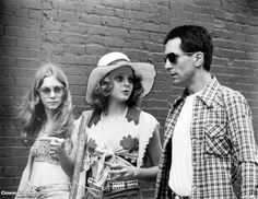 Robert De Niro and  Jodie Foster in Taxi Driver by Martin Scorsese, 1976