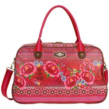 All I want for Christmas, is you! Chinoise Weekender, pink. Oilily + PiP Studio #bag