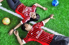 "BW Creative Design ""Serve You Best With Low Cost"" #prewedding #soccer #football #marriage #wedding #acmilan #forzamilan"