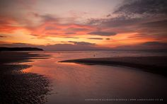 Findhorn Beach & Moray Firth at sunset, Moray, Scotland 2015 (from www.landoflight.co.uk)