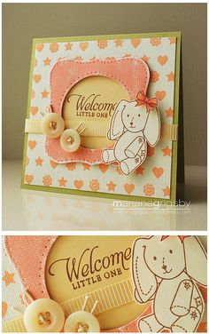 Welcome Little One by maropeusa, via Flickr