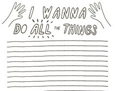 to do list notepad - notepad - to do list - hand lettered notepad - to do notepad - notepads with sayings Illustration Art Drawing, Illustrations, Make Dreams Come True, Gifts For An Artist, School Items, Make Me Happy, Note Cards, Hand Lettering, Back To School