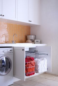 LAUNDRY STORAGE Archives - Tansel Stainless Steel Ware