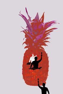 ARTES, DESARTES E DESASTRES CONTEMPORÂNEOS.: Maio e Junho de 2011Criação do Ananas comusus rubrum Arte digital