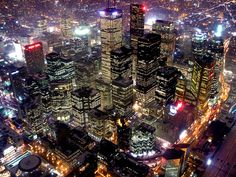 Toronto - the city I will always consider home