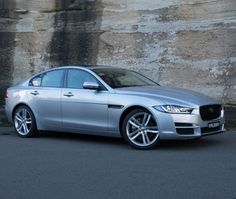The Jaguar XE Luxury Prestige sedan is a wonderful example of old world class. The elegant silhouette of a jag is perfect for inspiring a sense of occasion.