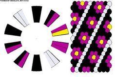 kumihimo patterns free - Bing Imágenes