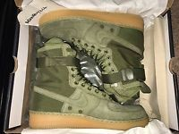 988d265a7abe1f ... FADED OLIV Nike Special Field SF AF1 Air Force 1 Urban Utility Military Olive  859202-339 11 ...