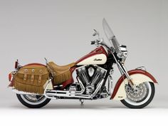Indian Chief Motorcycles are designed and engineered to be powerful works of art.