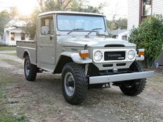 old toyota truck