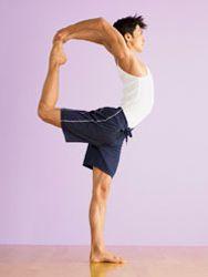 Lord of the Dance Pose (Natarajasana)