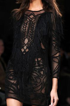 7.Isabel Marant - Fall 2011 Camicia with Blackwork