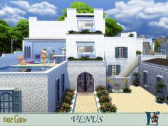 Sims 4 CC's - The Best: Venus Hellenic by Evi