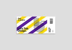 Let's Talk Design | 6th edition on Behance