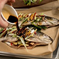 Delicious fish. Trout, Fish, Meat, Brown Trout, Ichthys, Salmon