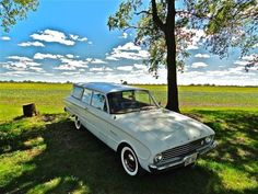 1960 Ford Falcon Wagon