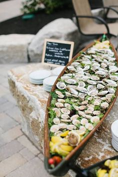 Cocktail-Hour Food Ideas: Seafood Stations